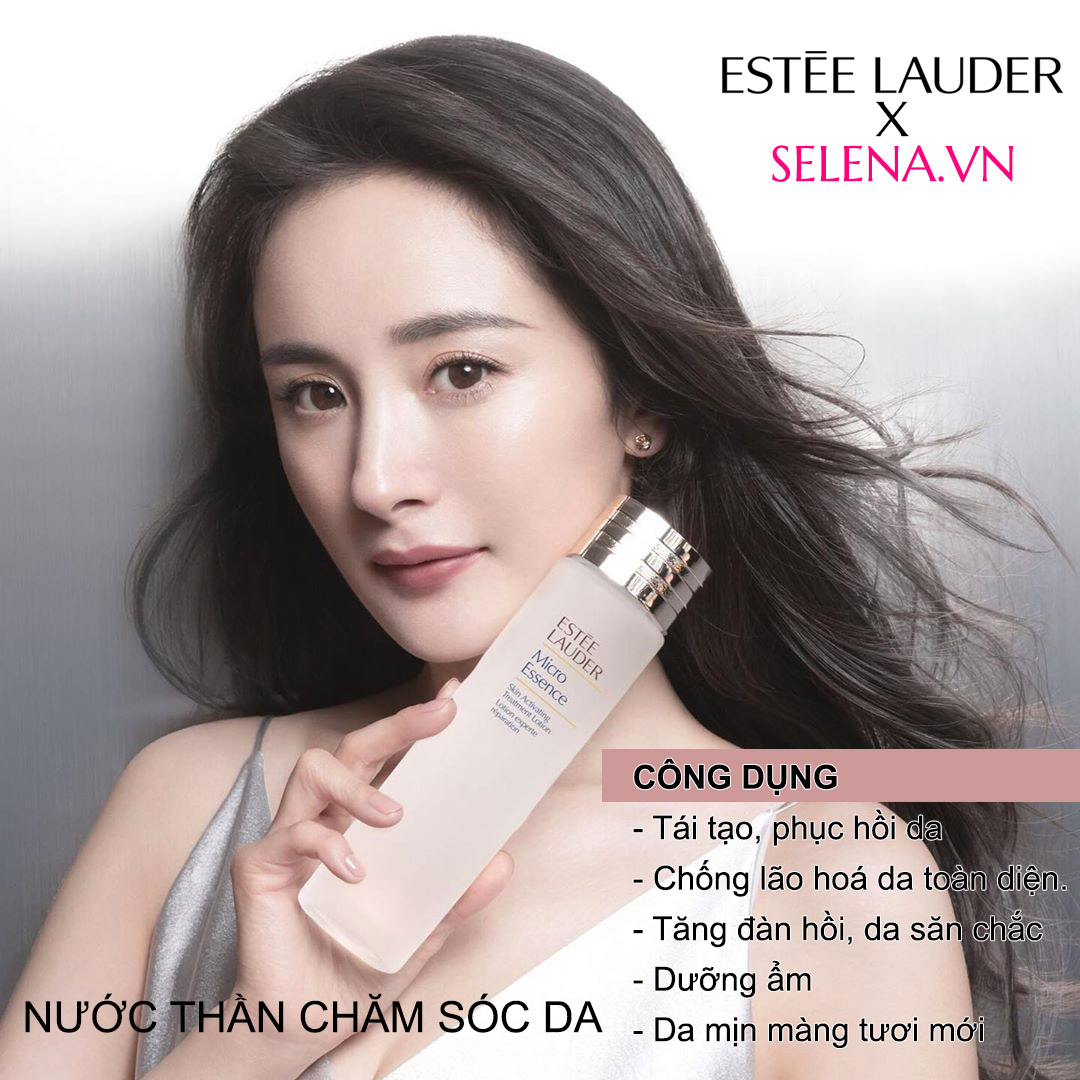 Tinh chất vi mô dưỡng da dạng lotion Estée Lauder Micro Essence Skin Activating Treatment Lotion