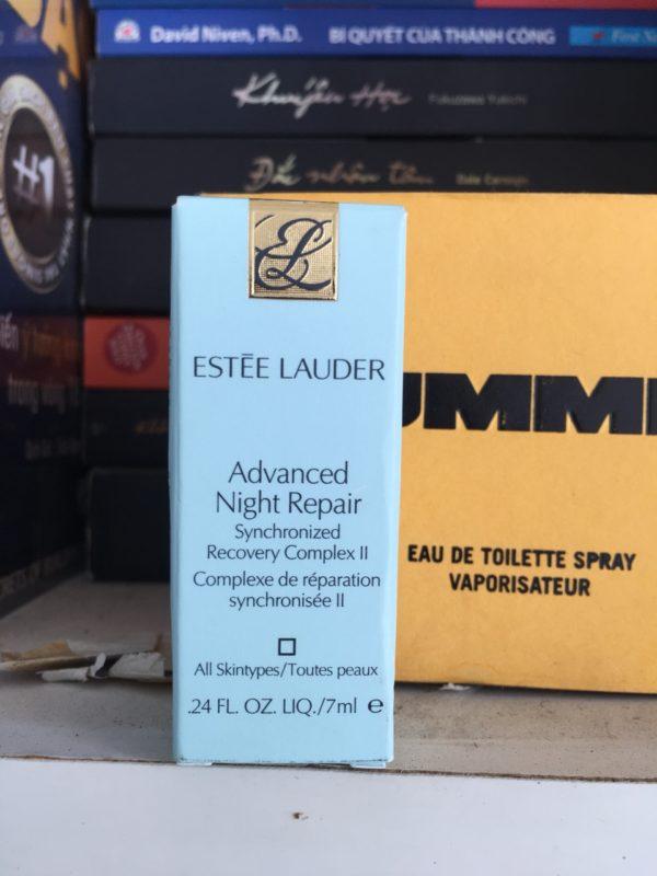 Tinh Chất Phục Hồi Da Estee Lauder Advanced Night Repair Synchronized Recovery Complex II 7ML