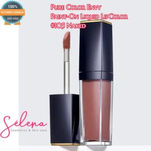 Son Môi Estee Lauder Pure Color Envy Paint-On Liquid LipColor #105 Naked