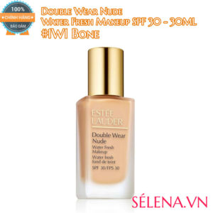Kem nền Double Wear Nude Water Fresh Makeup SPF 30 #1W1 Bone