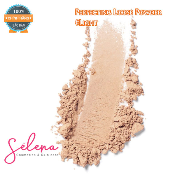 Phấn phủ bột Estée Lauder Perfecting Loose Powder #Light