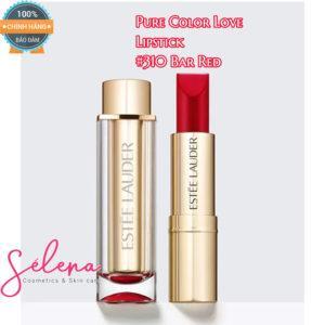 Màu Lipstick #310 Bar Red - Ultra Matte