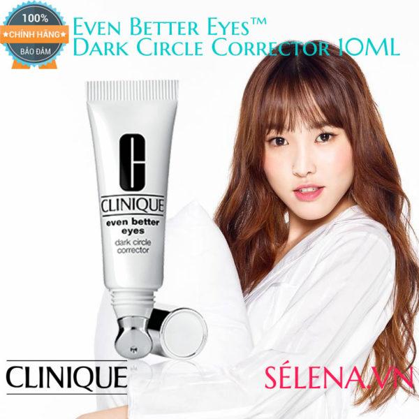 Kem Dưỡng Da Mắt Clinique Even Better Eyes Dark Circle Corrector 10ML