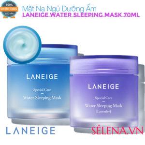 Mặt Nạ Ngủ Dưỡng Ẩm Laneige Water Sleeping Mask 70ML