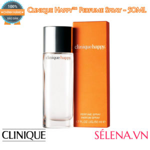 Nước hoa Clinique Happy Perfume Spray 50ML