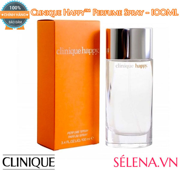 Nước hoa Clinique Happy Perfume Spray 100ML