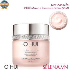 Kem Dưỡng Ẩm OHUI Miracle Moisture Cream 50ML