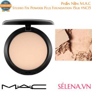Phấn Nền M.A.C Studio Fix Powder Plus Foundation 15gr #NC15