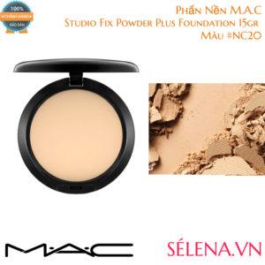 Phấn Nền M.A.C Studio Fix Powder Plus Foundation 15gr #NC20