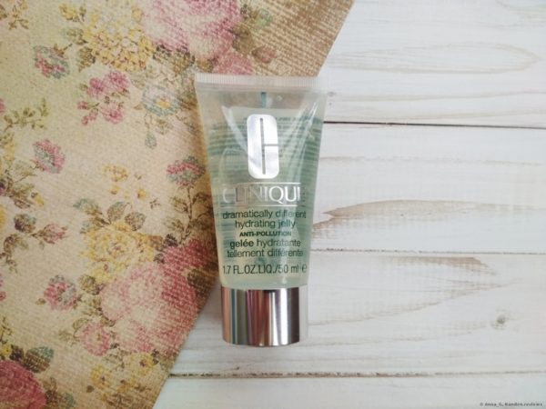 Gel Dưỡng Ẩm Clinique Dramatically Different Hydrating Jelly 50ML