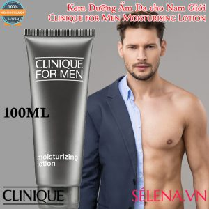 Kem Dưỡng Ẩm Da Clinique for Men Moisturising Lotion 100ML
