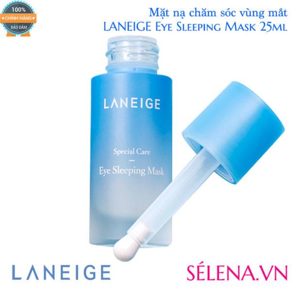 Mặt nạ chăm sóc vùng mắt LANEIGE Eye Sleeping Mask 25ml