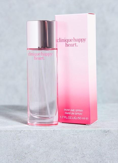 Nước hoa nữ Clinique Happy Heart Perfume Spray 50ml