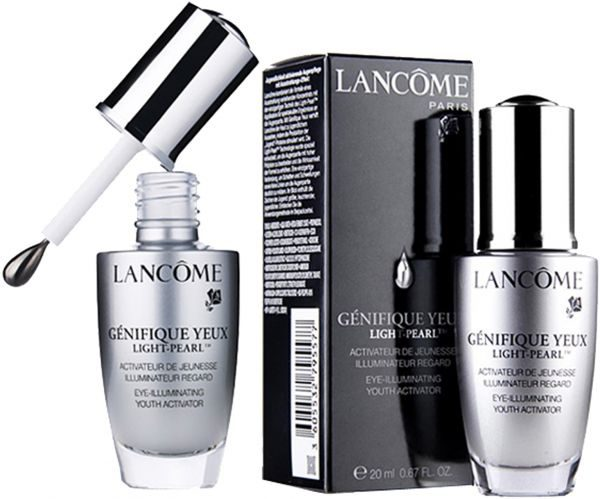 Serum dưỡng mắt Lancôme Adavanced Génifique Yeux Light Pearl 20ml