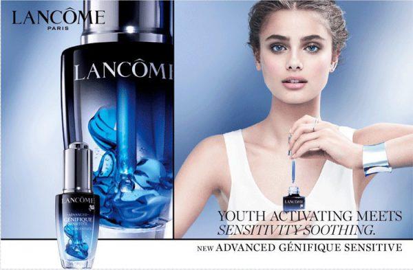 Tinh chất trẻ hoá da nhạy cảm Lancôme Advanced Génifique Sensitive
