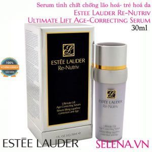 Tinh chất trẻ hoá da Re-Nutriv Ultimate Lift Age-Correcting Serum 30ml