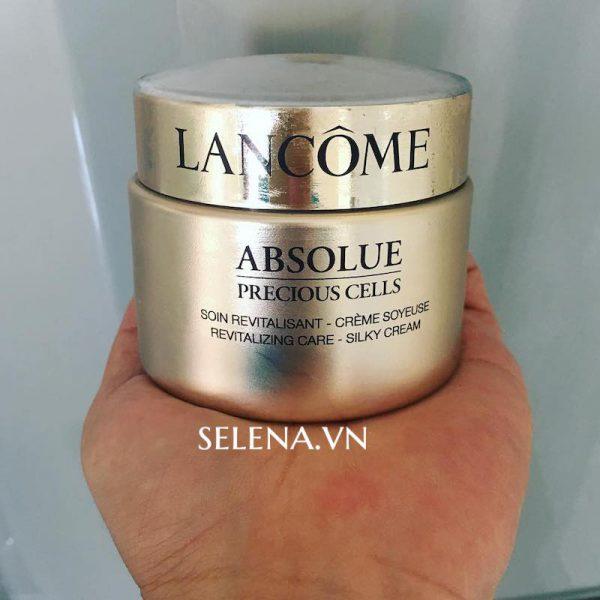 Kem dưỡng chống ẩm lão hóa Lancôme Absolue Nuit Precious Cells 50ml