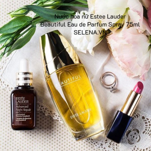 Nước hoa nữ Estee Lauder Beautiful Eau de Parfum Spray 75ml
