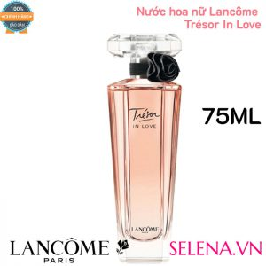 Nước hoa nữ Lancôme Trésor In Love 75mlNước hoa nữ Lancôme Trésor In Love 75ml