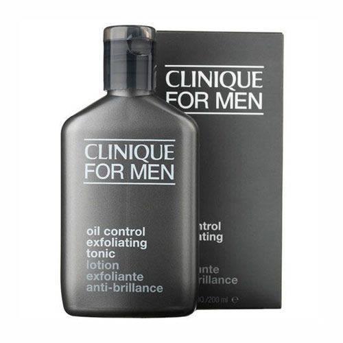 Nước thanh tẩy da dầu Clinique for Men Oil Control Exfoliating Tonic