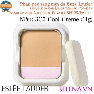 Phấn Nền Estée Lauder Double Wear Brightening Powder #3C0 Cool Creme