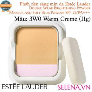 Phấn Nền Estée Lauder Double Wear Brightening Powder #3W0 Warm Creme