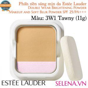 Phấn nền Estée Lauder Double Wear Brightening Powder #3W1 Tawny