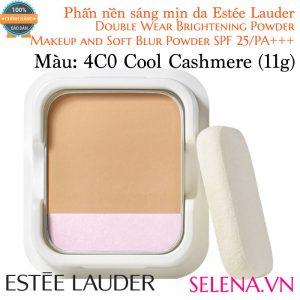 Phấn nền Estée Lauder Double Wear Brightening Powder #4C0 Cool Cashmere