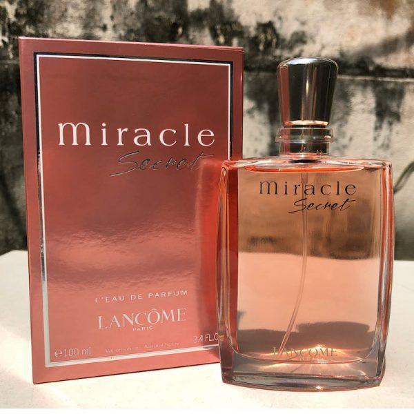 Nước hoa nữ Lancôme Miracle Secret Eau de Parfum 100ml