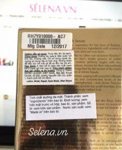 Selena.vn cam kết bán hàng chính hãng.