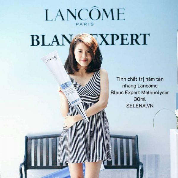 Tinh chất trị nám tàn nhang Lancôme Blanc Expert Melanolyser 30mlTinh chất trị nám tàn nhang Lancôme Blanc Expert Melanolyser 30ml