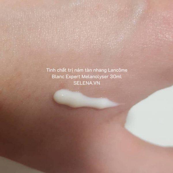 Tinh chất trị nám tàn nhang Lancôme Blanc Expert Melanolyser 30ml
