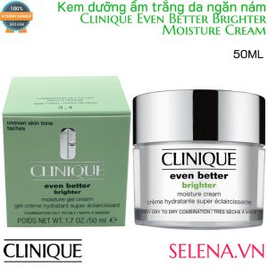 Kem dưỡng trắng da Clinique Even Better Brighter Moisture Cream 50ML
