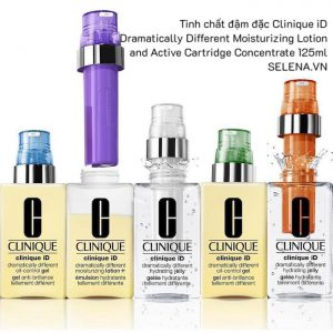 Tinh chất đậm đặc Clinique iD Dramatically Different Moisturizing Lotion and Active Cartridge Concentrate 125ml