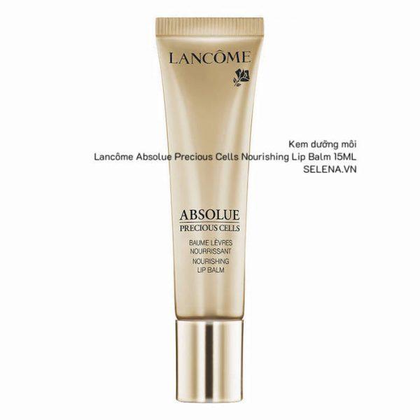 Kem dưỡng môi Lancôme Absolue Precious Cells Nourishing Lip Balm 15ML