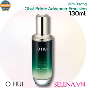 Sữa Dưỡng Ohui Prime Advancer Emulsion 130ml