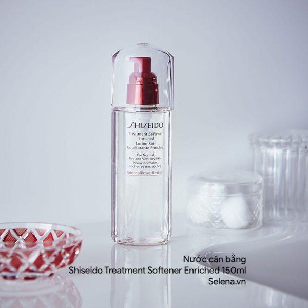 Nước cân bằng Shiseido Treatment Softener Enriched 150ml