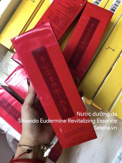 Nước Dưỡng Da Shiseido Eudermine Revitalizing Essence, Shiseido Eudermine Revitalizing Essence, Nước Dưỡng Da Shiseido, Shiseido Eudermine Lotion, Nước Hoa Hồng Shiseido, Lotion Toner Shiseido,