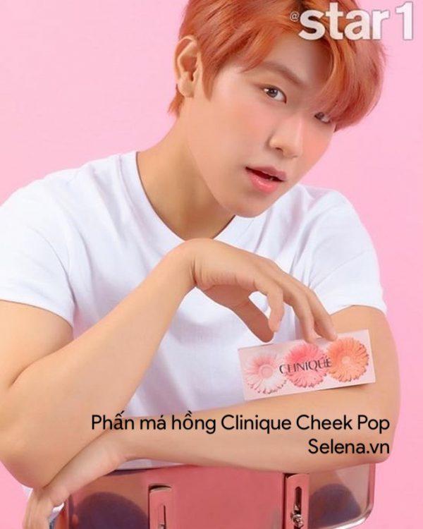 Phấn má hồng Clinique Cheek Pop
