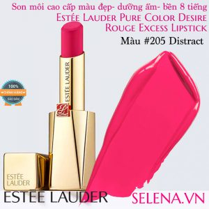 Son môi Estee Lauder Pure Color Desire Rouge Excess Lipstick #205 Distract