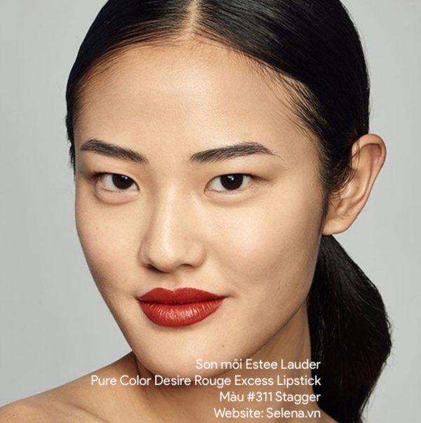 Son môi Estee Lauder Pure Color Desire Rouge Excess Lipstick #311 Stagger