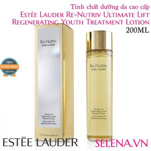 Tinh chất dưỡng da cao cấp Estée Lauder Re-Nutriv Ultimate Lift Regenerating Youth Treatment Lotion 200ml