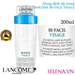 Dung dịch tẩy trang Lancôme Bi-facil Visage