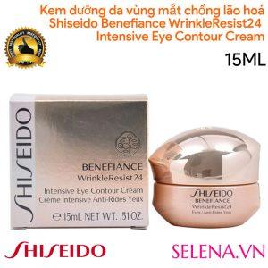 Kem dưỡng mắt Shiseido Benefiance Wrinkleresist24 Intensive Eye 15ml