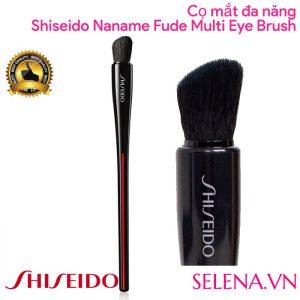 Cọ mắt đa năng Shiseido Naname Fude Multi Eye Brush