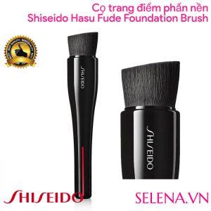 Cọ trang điểm phấn nền Shiseido Hasu Fude Foundation Brush