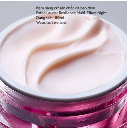 Kem nâng cơ săn chắc da ban đêm Estee Lauder Resilience Multi-Effect Night Tri-Peptide Face and Neck Creme