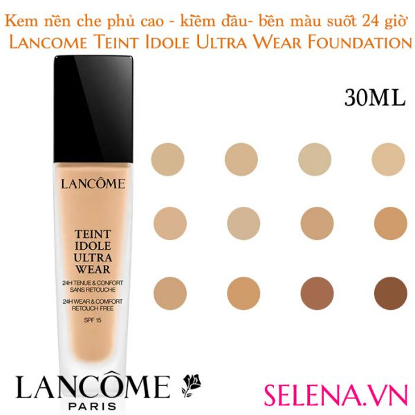 Kem nền Lancome Teint Idole Ultra Wear Foundation
