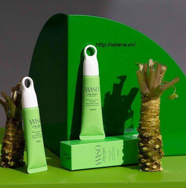 Shiseido Waso Poreless Matte Primer 20ml