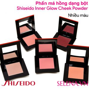 Shiseido Inner Glow Cheek Powder & Highlighter